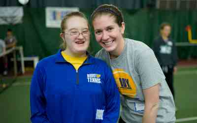 Giving Time: Dedication to our Athletes from the Beginning