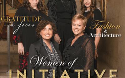 "Beth Gibson Named Buckeye Lifestyle's ""Woman of Initiative"""