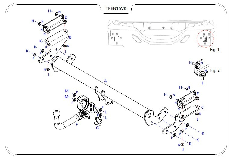 Renault Clio Tow Bar Wiring Diagram