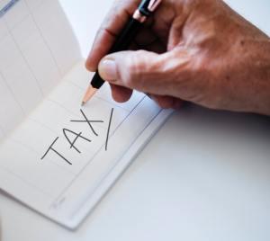 Budget pour les impôts