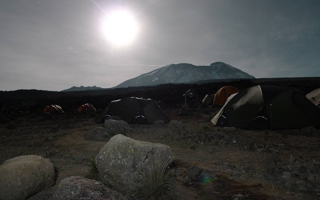 Kilimanjaro Lemosho Route 8 Days