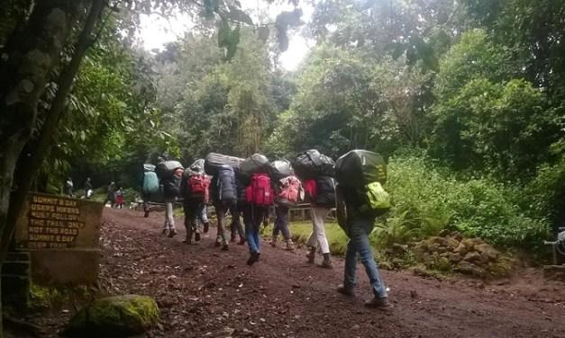 Marangu Destination Tanzania
