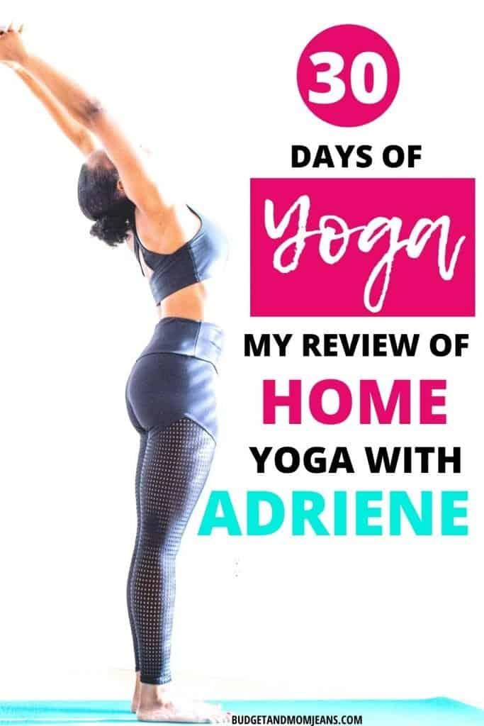 Yoga With Adriene True Day 17 : adriene, Review, Adriene