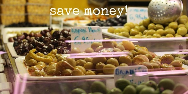 How to eat local and save money