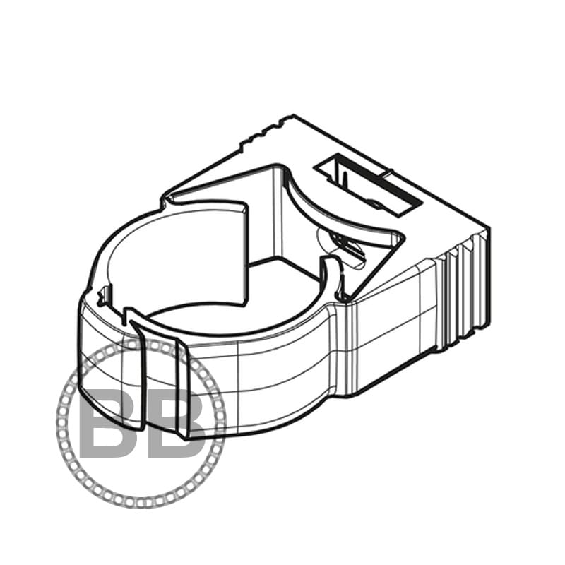 SKF LAPC63 Mounting Clamp for TLSD series SYSTEM 24