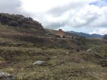 """This """"new"""" Kogi Hut is only about 1 km away from the Lagunas and poses a threat to the well being of the fragile ecosystem"""