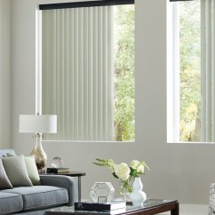 Window Blinds For Living Room Zero Gravity Chair Vertical Alternatives And White Budget