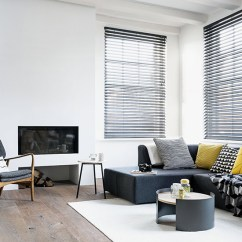 Window Blinds For Living Room Ideas 2018 With Tv Custom Treatments Rooms Budget Black Wood Masculine