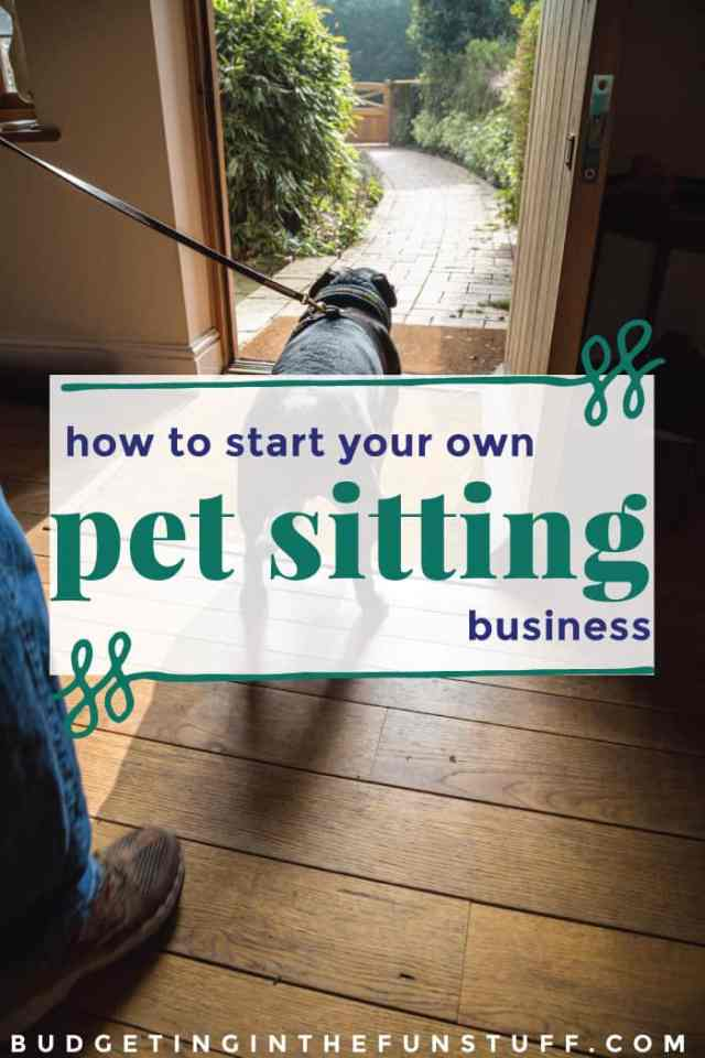 One of My Favorite Stay at Home Jobs - Pet Sitting!