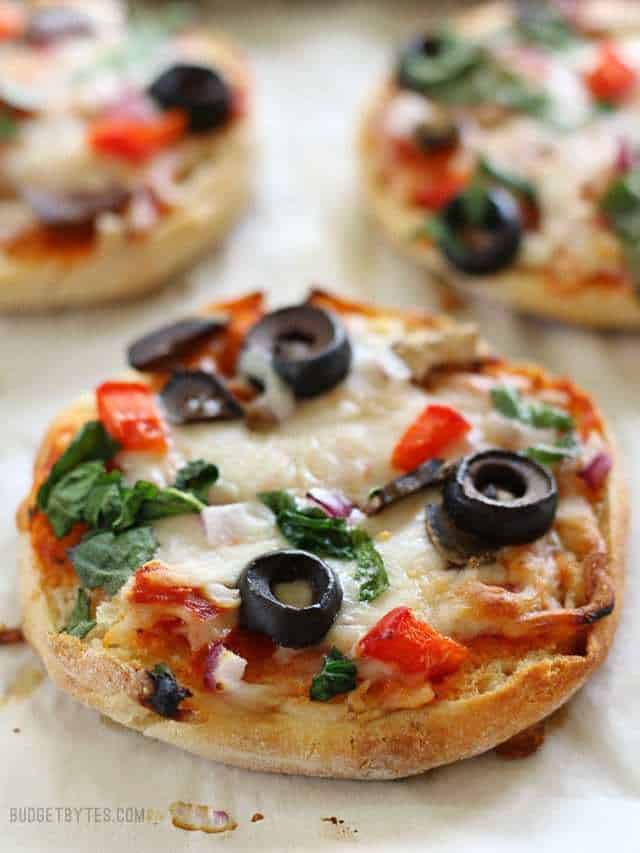 Frozen Pizza For Diabetics : frozen, pizza, diabetics, Homemade, Frozen, Pizzas, Budget, Bytes