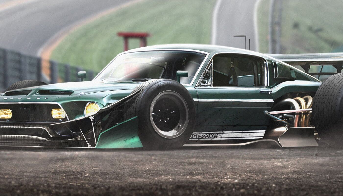 9 Everyday Cars Reimagined As F1 Cars  Budget Direct Blog