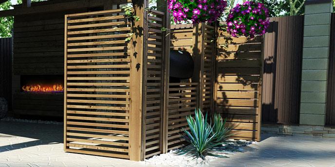 7 Inexpensive Backyard Privacy Ideas