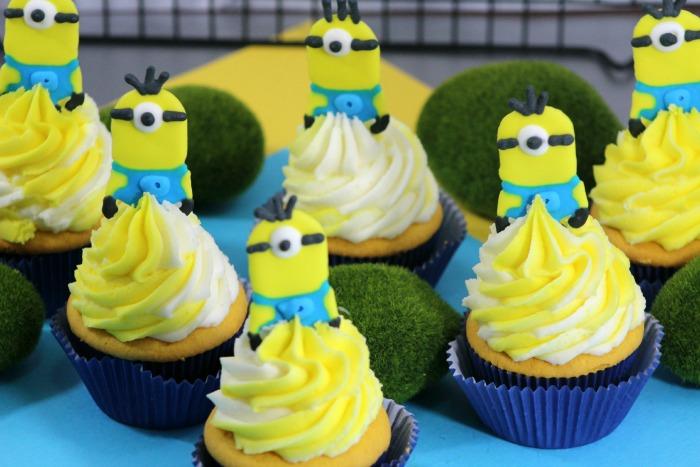Minion Cupcake Recipe