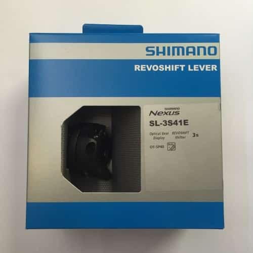 Shimano Nexus 3 speed shifter