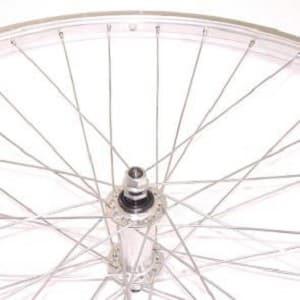 Voorwiel aluminium 28x 5/8 (37-622)