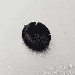 Crank dop zwart