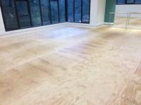 Floor Sanding and Polishing of Timber Plywood Floor ...