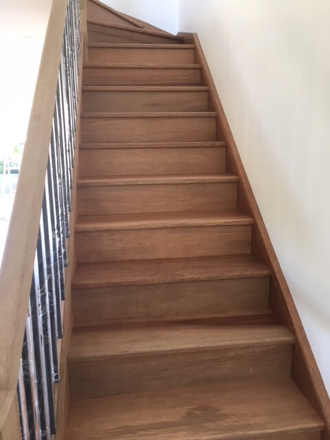 Floor Sanding and Polishing of Stairs  article of Budget Floor Sanding blog