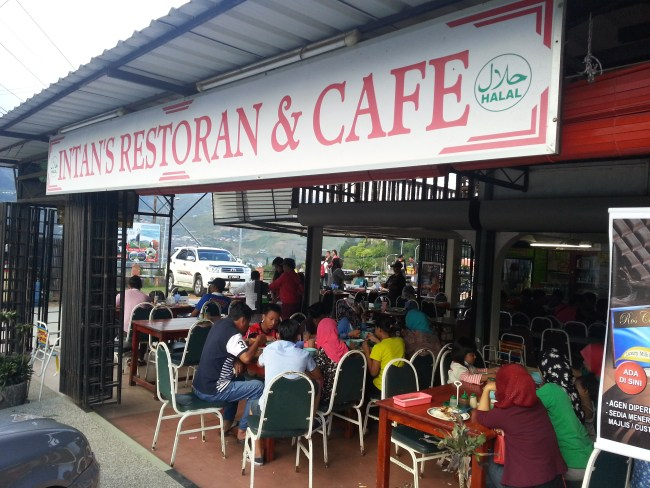 INTAN'S RESTORAN & CAFE