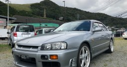 1999 Nissan Skyline 25 GT-Turbo MT -3560