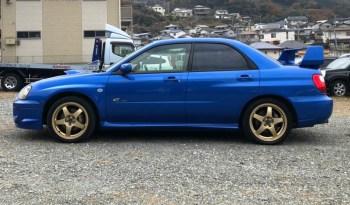 2004 Subaru Impreza WRX 2003 V-Limited -4652 full