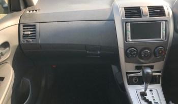 2007 Toyota Corolla Fielder full