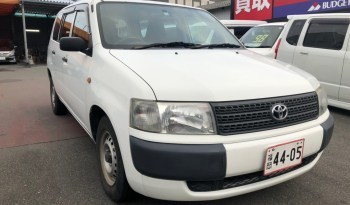 2006 Toyota Probox Van DX -3977 full