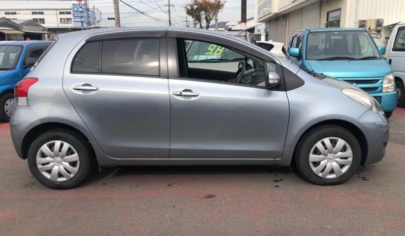 2009 Toyota Vitz full