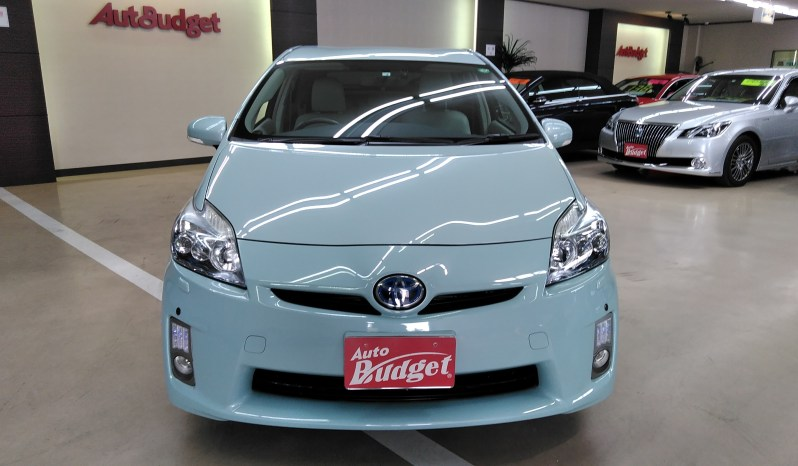 2010 Toyota Prius G Touring Selection leather package -9508 full