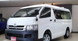 2010 Toyota HIACE Wagon DX Long Middle roof -0409