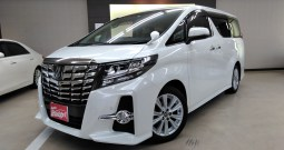 2017 Toyota Alphard 2.5S A-Package 7seats -4472
