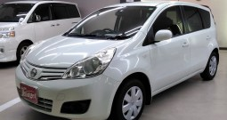 2011/10 Nissan Note 15X SV -3011
