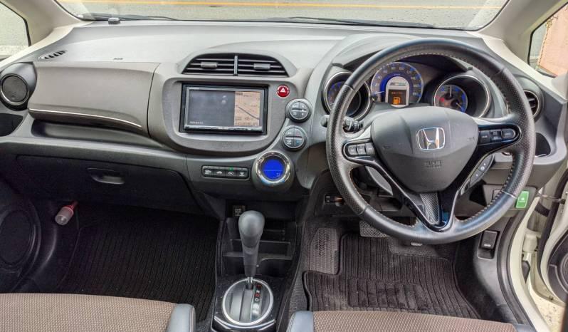 2012/10 HONDA FIT SHUTTLE HYBRID SELCTION -0433 full