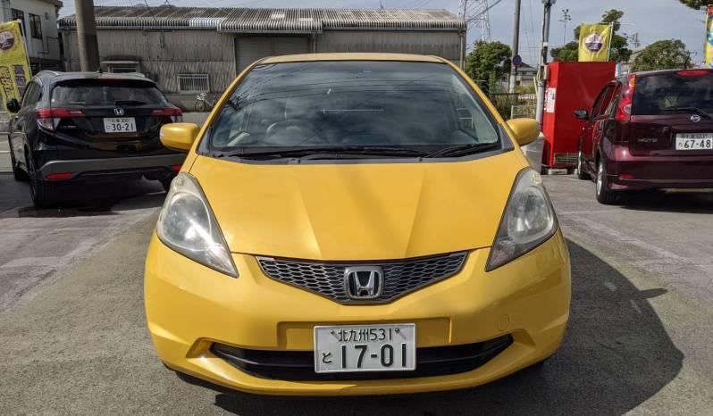 2010/3 HONDA FIT X -6584 full