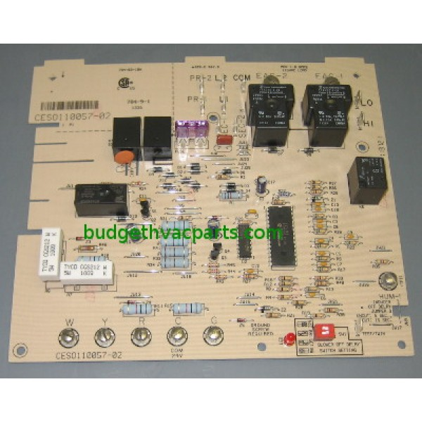honeywell zoning wiring diagram kohler command carrier circuit board ceso110057-02
