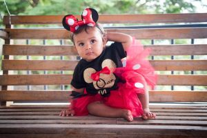 Minnie Mouse baby