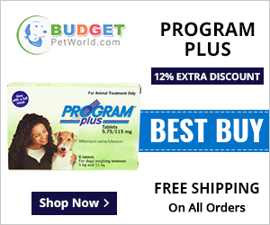 Program Plus is a multi-parasitic treatment for dogs. This oral tablet is easy to administer with its enticing flavor. It protects canines from flea infestations, various gastrointestinal worms such as roundworms, hookworms and whipworms.