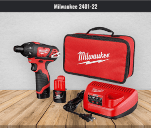 Milwaukee Rechargeable Screwdriver