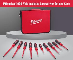 Milwuakee 1000-Volt Screwdriver Set