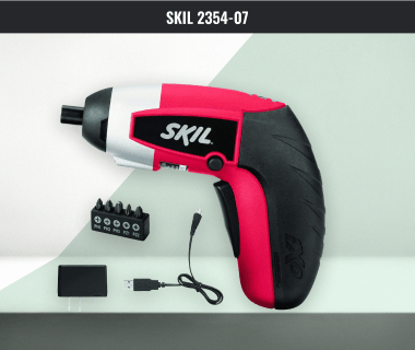 skil palm-sized cordless screwdriver