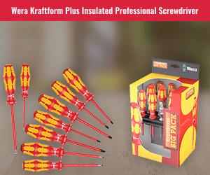 Wera Insulated Screwdriver Set