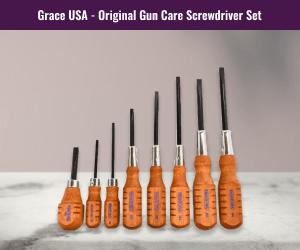 Grace USA Gun Care Set