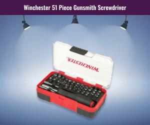 Winchester 51 Piece Screwdriver Set