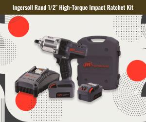 Ingersoll Rand High Torque Impact Ratchet Kit