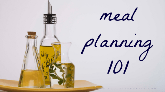 How To Meal Plan, Prep, and Shop On a Budget (Whole30/Paleo)