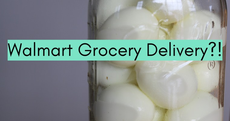 Walmart Grocery Delivery? Are Delivery Services Worth It?