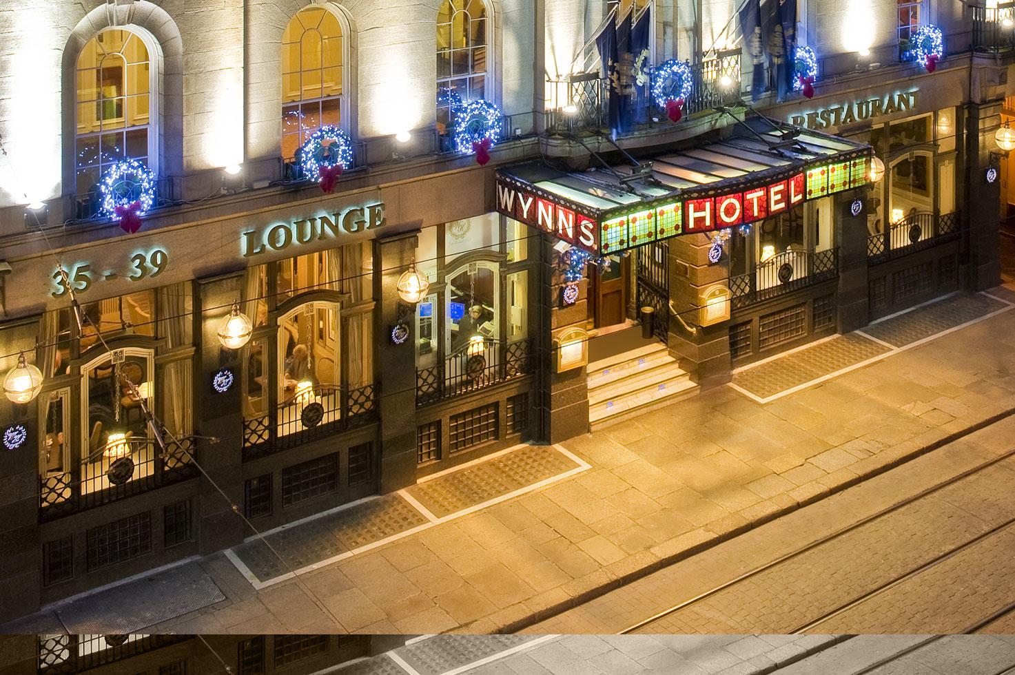 Wynns Hotel Dublin review