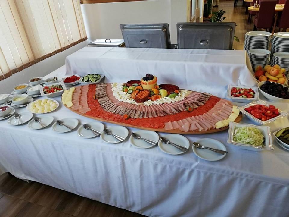 šveđanin večera