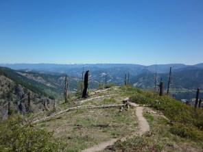 Icicle Ridge Trail