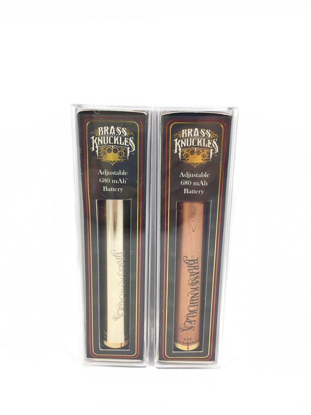 Brass Knuckles  Premium Cannabis Oil  Vape Cartridges